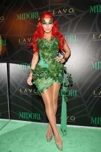 Kim Kardashian - Halloween Party-06