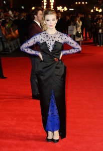 """The Hunger Games: Mockingjay Part 1"" - World Premiere - Red Carpet Arrivals"