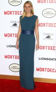 MORTDECAI Premieres in Hollywood