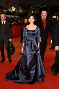 Audrey-Tautou--Nobody-Wants-the-Night-Premiere--04