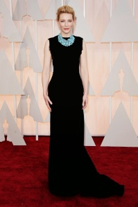 2015 紅毯女王— Cate Blanchett -2015.12.26-