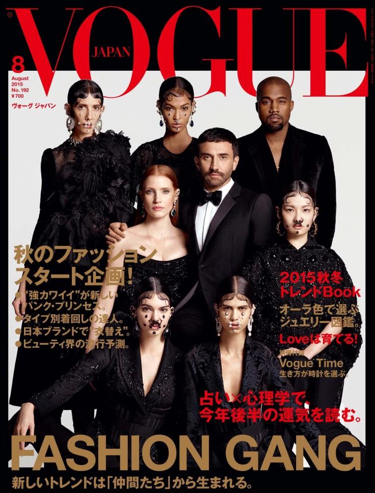 Vogue-Japan-August-2015-Cover-Givenchy-Riccardo-Tisci-Kanye-West-e1434989205898