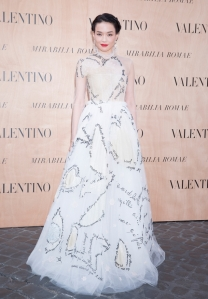 2015 紅毯— Valentino -2015.12.30-