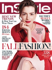 Anne Hathaway - InStyle September 2015 1