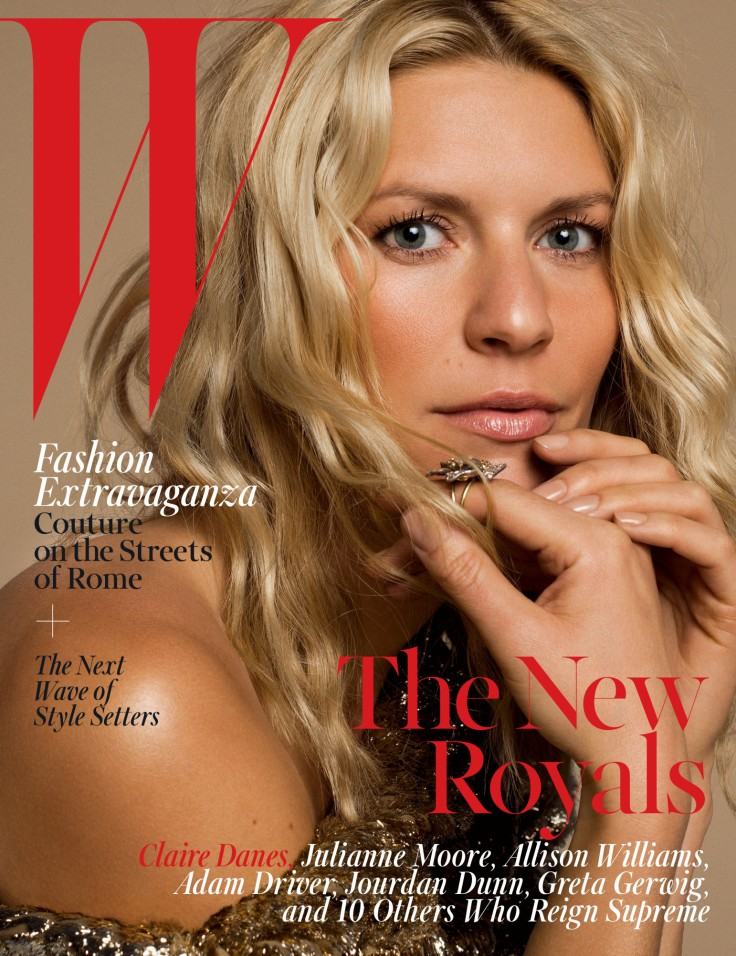 Clare-Danes-Cover-W-magazine-October-2015