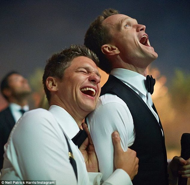 Neil Patrick Harris and David Burtka-1