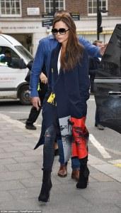 2015 最佳代言人— Victoria Beckham -2015.12.31-
