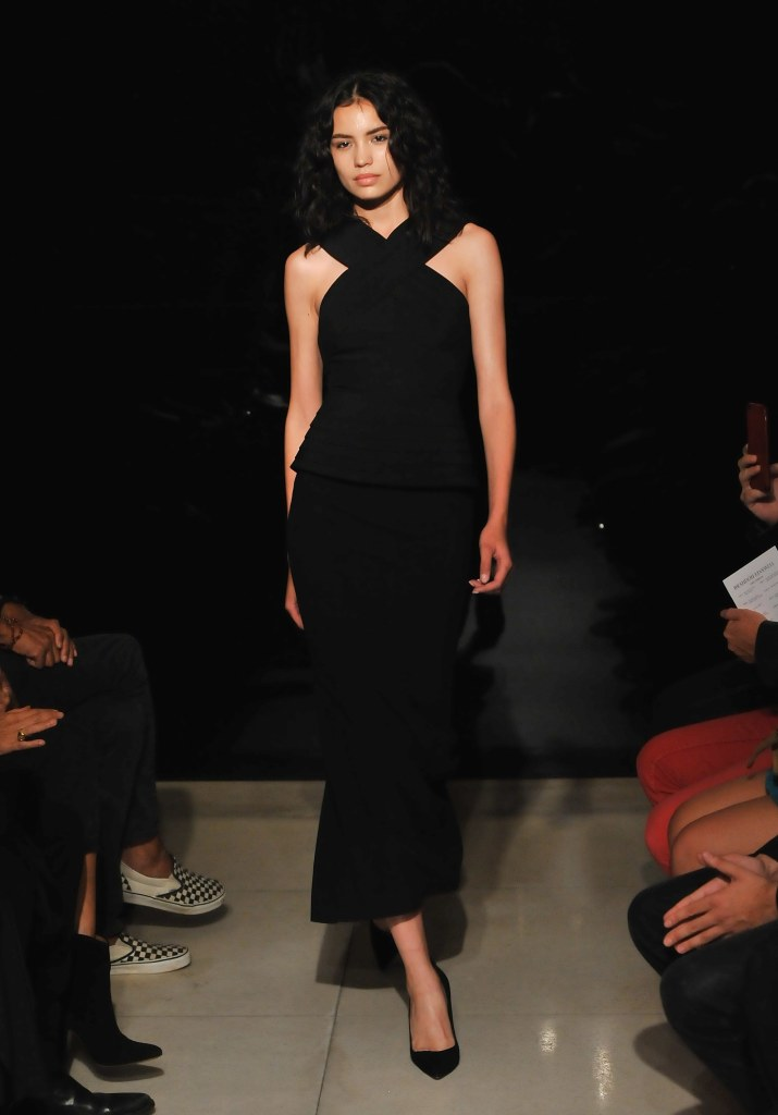Brandon Maxwell - Presentation- Spring 2016 New York Fashion Week