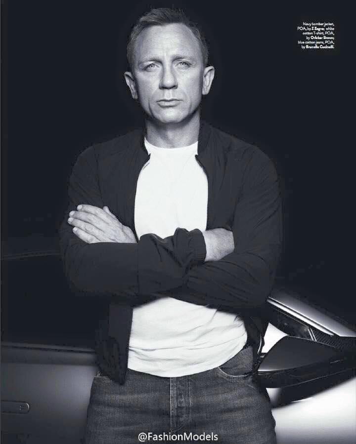 Daniel Craig X GQ Australia November 2015-1