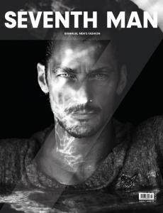 David Gandy X Seventh Man Fall 2015 Cover