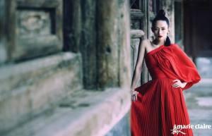 章子怡 X Marie Claire China November 2015-1