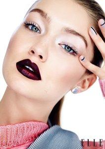 Gigi Hadid X ELLE Canada November 2015