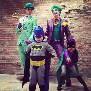 Neil Patrick Harris family