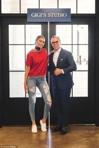 Gigi Hadid X Tommy Hilfiger Global Brand Ambassador -2015.12.18-