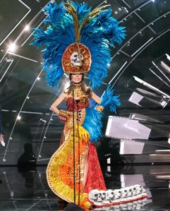 Miss Universe 2015 National Costumes -2015.12.19-