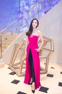 2015 紅毯奪目佳人— 倪妮 -2015.12.28-