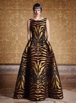 Alberta Ferretti Limited Edition Spring 2016 Couture Look 10