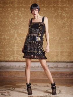 Alberta Ferretti Limited Edition Spring 2016 Couture Look 12