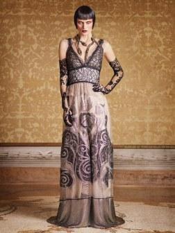 Alberta Ferretti Limited Edition Spring 2016 Couture Look 16