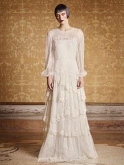 Alberta Ferretti Limited Edition Spring 2016 Couture Look 18