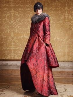 Alberta Ferretti Limited Edition Spring 2016 Couture Look 22