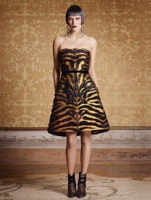 Alberta Ferretti Limited Edition Spring 2016 Couture Look 8
