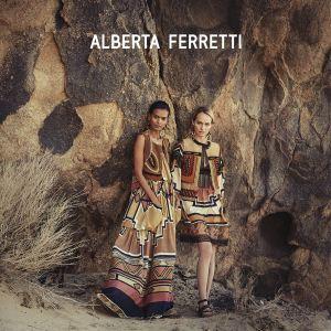 Alberta Ferretti Spring 2016 Campaign -2016.1.6-