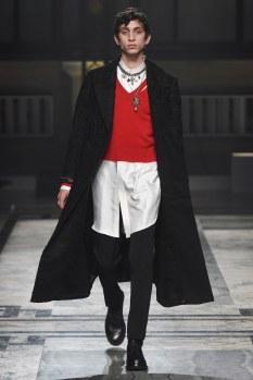 Alexander McQueen Fall 2016 Menswear-22