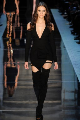 Alexandre Vauthier Spring 20016 Couture Look 25