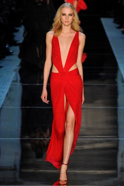 Alexandre Vauthier Spring 20016 Couture Look 30