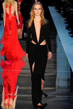Alexandre Vauthier Spring 20016 Couture Look 32