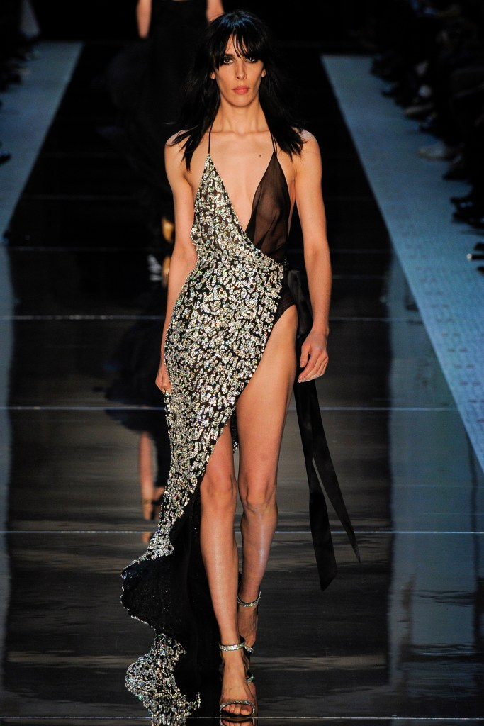 Alexandre Vauthier Spring 20016 Couture Look 34