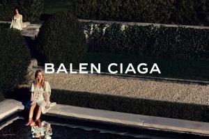 Balenciaga Spring 2016 Campaign -2016.1.6-