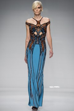 Atelier Versace Spring 2016 Couture Look 25