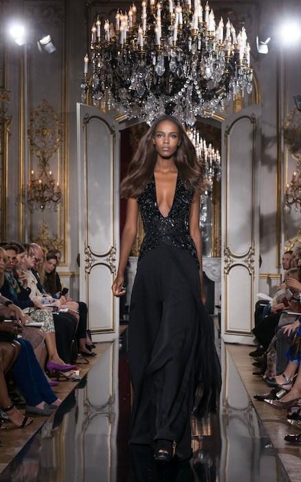 AZZARO couture fall 2014