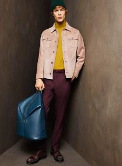 Bally Fall 2016 Menswear Look 10