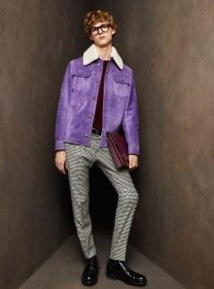 Bally Fall 2016 Menswear Look 11