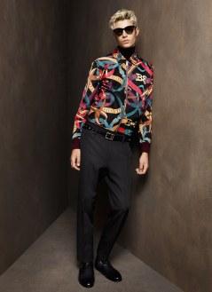 Bally Fall 2016 Menswear Look 14
