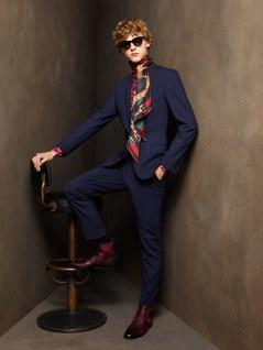 Bally Fall 2016 Menswear Look 15