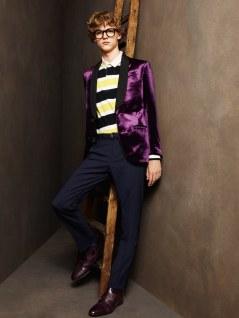 Bally Fall 2016 Menswear Look 17