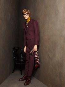 Bally Fall 2016 Menswear Look 8