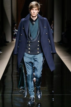 Balmain Fall 2016 Menswear Look 11
