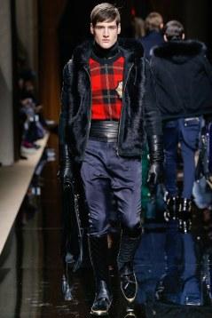 Balmain Fall 2016 Menswear Look 13