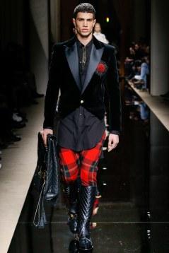 Balmain Fall 2016 Menswear Look 16