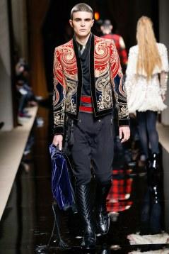 Balmain Fall 2016 Menswear Look 20