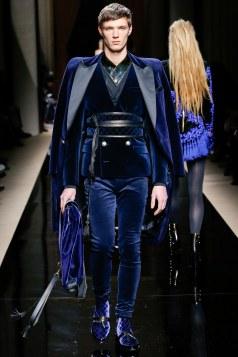 Balmain Fall 2016 Menswear Look 28