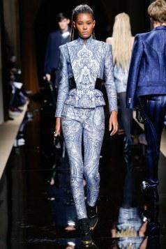 Balmain Fall 2016 Menswear Look 31