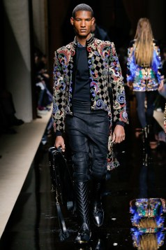 Balmain Fall 2016 Menswear Look 37