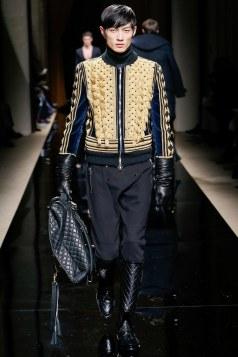 Balmain Fall 2016 Menswear Look 39