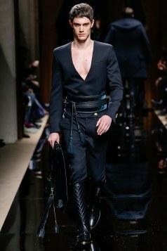 Balmain Fall 2016 Menswear Look 40